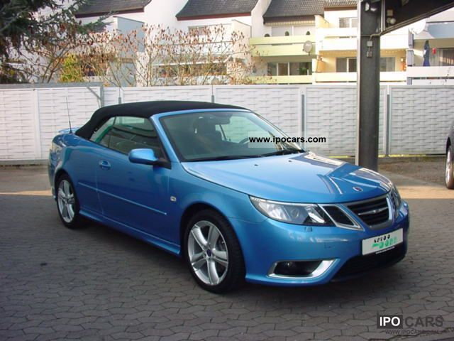 2008 saab 9 3 aero ttid aut navi leather aluminum. Black Bedroom Furniture Sets. Home Design Ideas