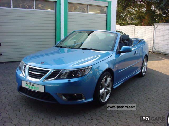 2008 Saab 9 3 Aero Ttid Aut Navi Leather Aluminum Car Photo And Specs