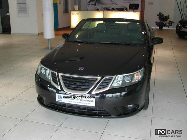 2009 Saab  9-3 BioPower 2.0t Vector Convertible Cabrio / roadster Used vehicle photo