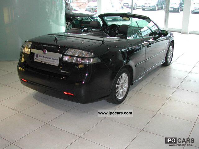 2009 saab 9 3 biopower vector convertible car photo. Black Bedroom Furniture Sets. Home Design Ideas