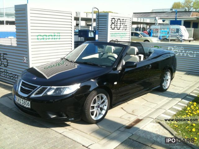 2008 Saab  9-3 1.8t BioPower Convertible Vector Cabrio / roadster Used vehicle photo