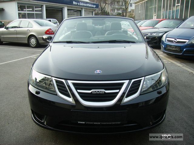 2008 saab 9 3 1 9 ttid convertible dpf vector navi xenon. Black Bedroom Furniture Sets. Home Design Ideas