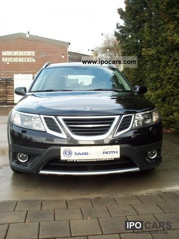 2010 Saab  9-3 X 1.9 TTiD Combi Hirschleistungssteigeru Estate Car Used vehicle photo
