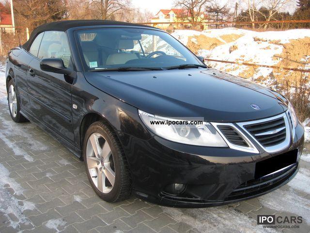 2008 Saab  9-3 Biopower Convertible 13000km! Cabrio / roadster Used vehicle photo