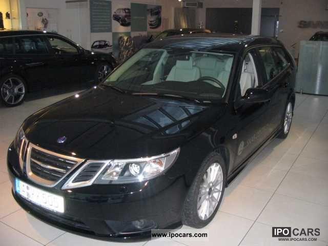 2008 Saab  9-3 1.8t aut. Bio Power Scandic Estate Car Used vehicle photo