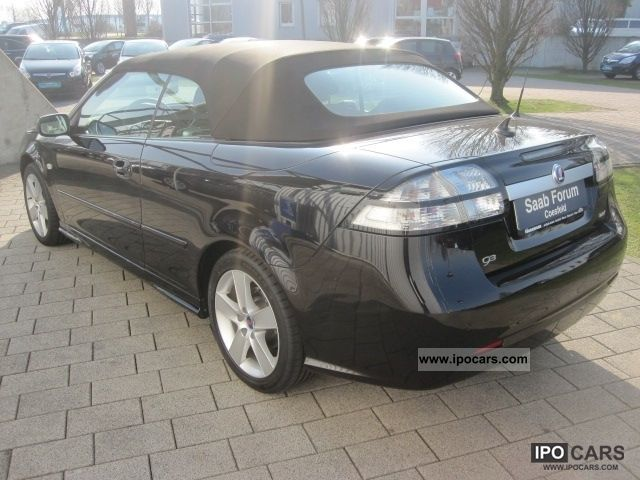 2010 Saab  9-3 Vector Cabrio / roadster Used vehicle photo
