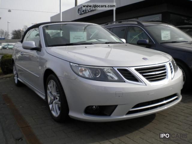 2011 Saab  9-3 1.8t Vector Convertible + Hirsch Performance 195 HP! Cabrio / roadster Demonstration Vehicle photo
