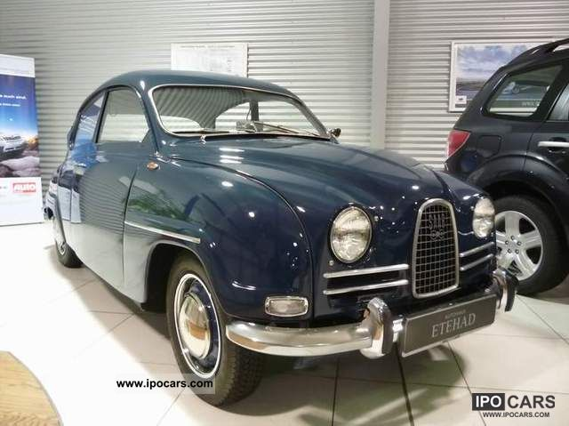 Saab  96 \ 1963 Vintage, Classic and Old Cars photo