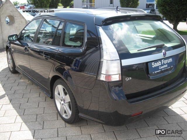 2011 Saab  9-3 Vector TTID Estate Car Demonstration Vehicle photo