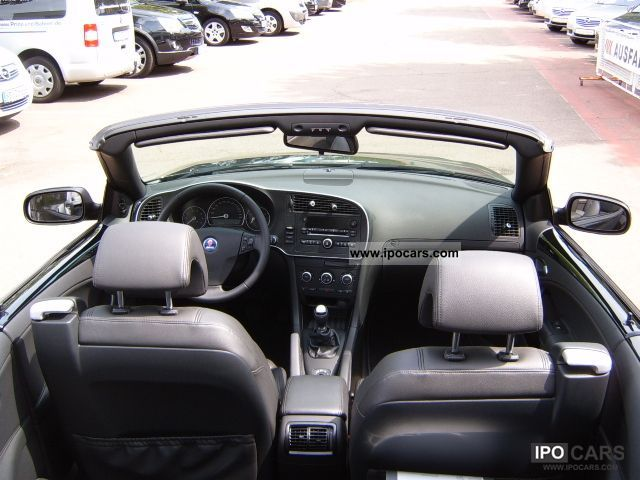 2008 Saab 9 3 2 0t Convertible Xenon Climate Control Car Photo And Specs