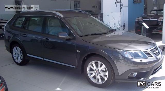 2011 Saab  9-3 X 1.9 TTiD! Beige leather! Estate Car Used vehicle photo