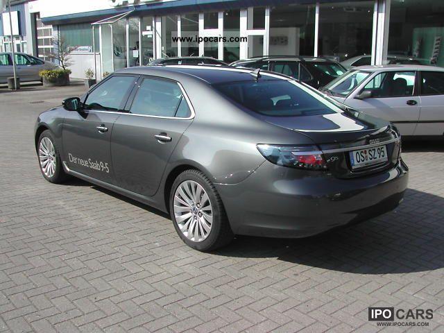 2010 Saab 9 5 Vector 2 0tid Car Photo And Specs