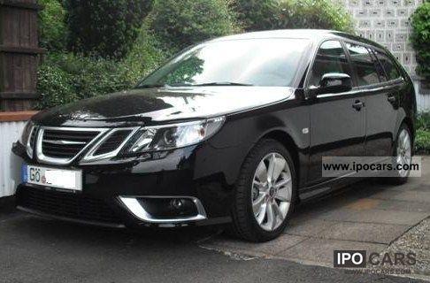 2011 Saab  1.9TTiD Autom.Navi AERO / Phone., Leather, xenon Estate Car Used vehicle photo