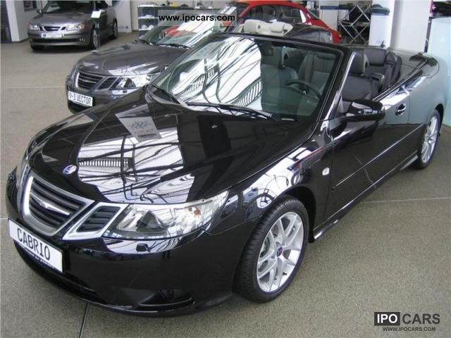 2011 Saab  9-3 BioPower 1.8t Vector Convertible Aut. - NAVI - XE Cabrio / roadster Used vehicle photo