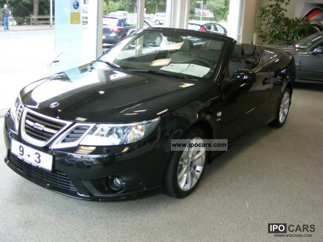saab  9 3 2 0t convertible griffin including warranty 2011 1 lgw - 2011 Saab 9 3 2 0t Convertible