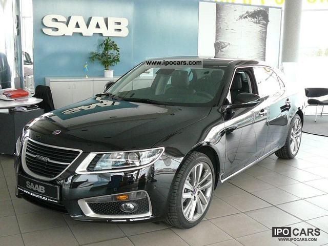 2012 Saab  9-5 2.8T XWD V6 Aut. Aero Limousine Employee's Car photo