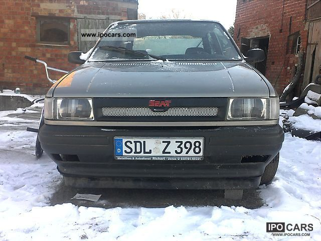 1993 seat toledo 1 8 gt 16v related infomation specifications weili automotive network. Black Bedroom Furniture Sets. Home Design Ideas