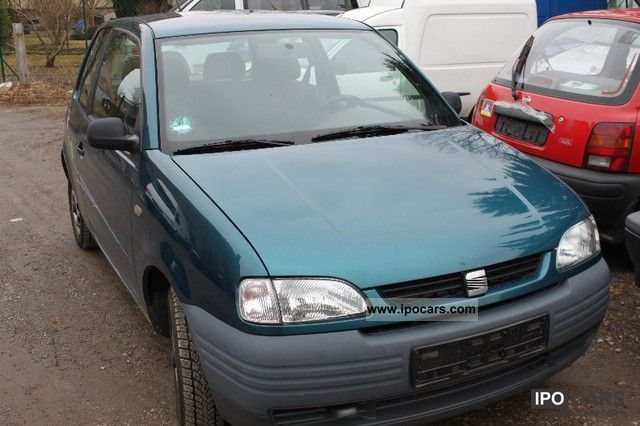 1998 Seat  Arosa 1.0 MPI based Small Car Used vehicle photo