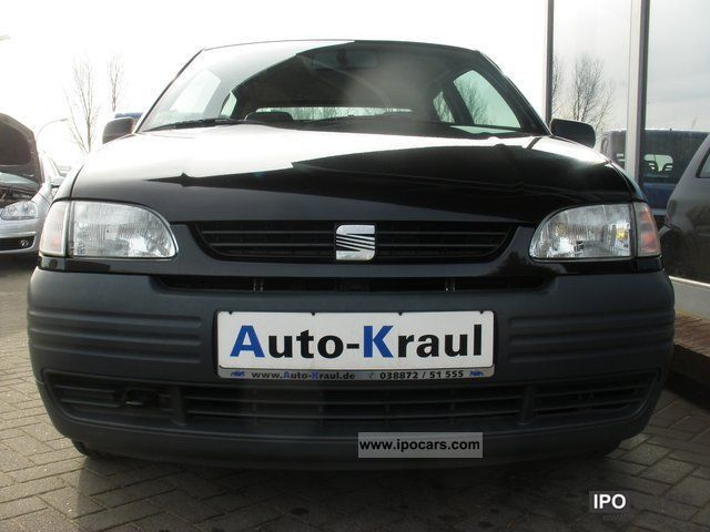 1998 seat arosa 1 0 t v and au new add 250 car. Black Bedroom Furniture Sets. Home Design Ideas