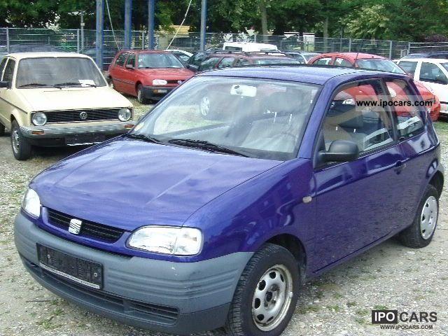 2000 Seat Arosa 1.7 SDI Small Car Used vehicle photo