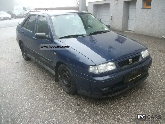 1998 seat toledo 1 9 tdi car photo and specs. Black Bedroom Furniture Sets. Home Design Ideas