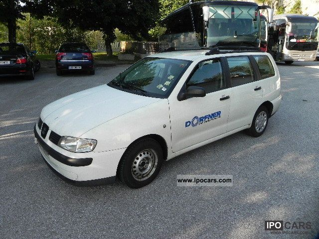 Seat Cordoba Vario 1 4 16V EURO3 4 NAVI climate control Estate Car