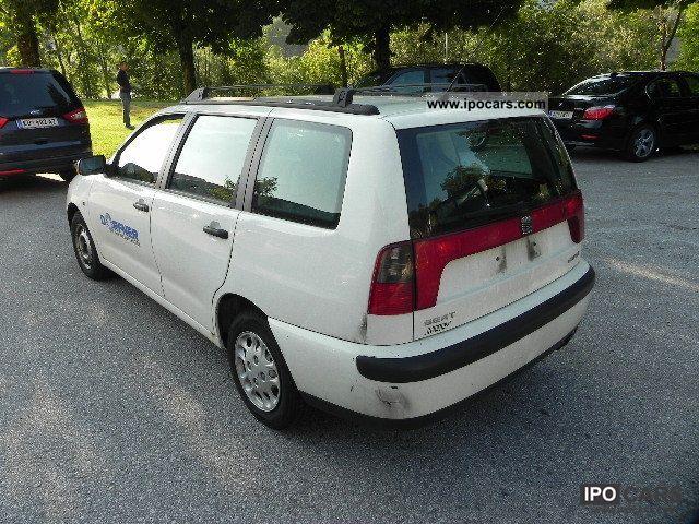 2000 seat cordoba vario 1 4 16v euro3 4 navi climate for Interieur seat cordoba 2000