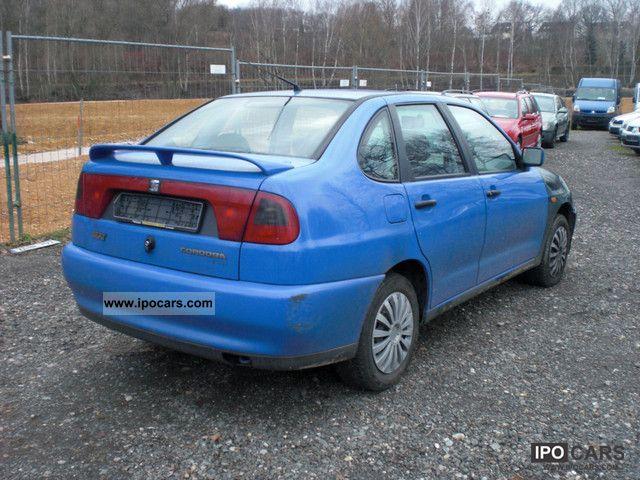 1999 Seat Cordoba 1 9 Tdi Exclusive Car Photo And Specs