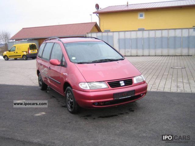 1997 Seat  Alhambra 2.0 * TOP * Features TÜV / AU 07-2012 Van / Minibus Used vehicle photo