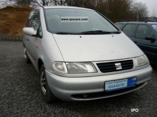 1997 Seat  Alhambra 2.0i SE ** Air ** Van / Minibus Used vehicle photo