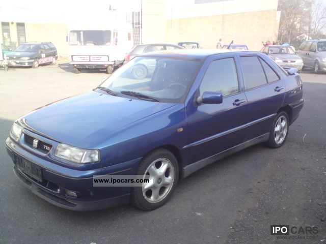 1999 seat toledo 1 9 tdi sport car photo and specs. Black Bedroom Furniture Sets. Home Design Ideas