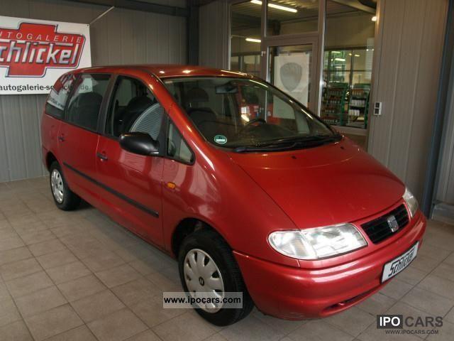 1996 Seat  Alhambra 2.0i SE Estate Car Used vehicle (business photo