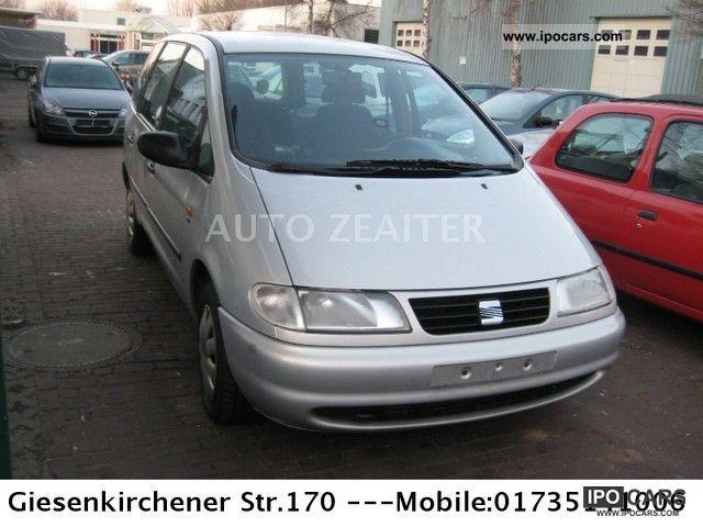 1996 Seat  Alhambra 1.9 TDI SXE Van / Minibus Used vehicle photo