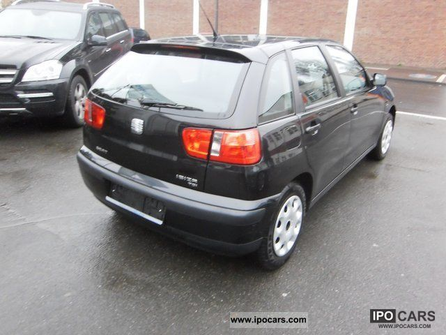 2001 seat ibiza 1 9 tdi freeze car photo and specs. Black Bedroom Furniture Sets. Home Design Ideas
