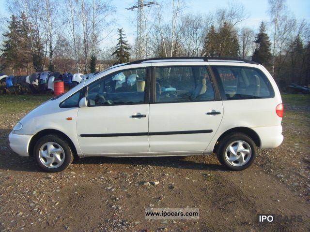 1997 Seat  Alhambra 2.0i Van / Minibus Used vehicle photo