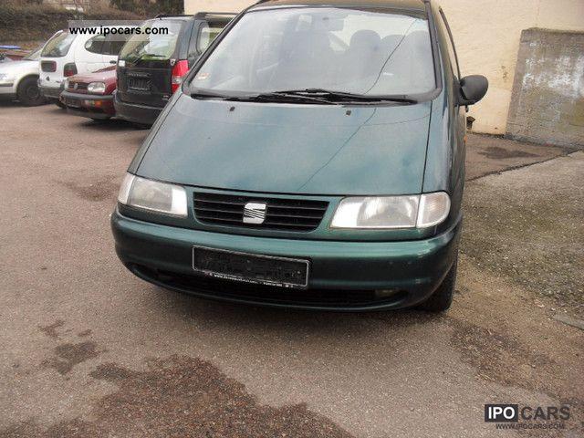 1997 Seat  Alhambra 1.9 TDI SE Van / Minibus Used vehicle photo
