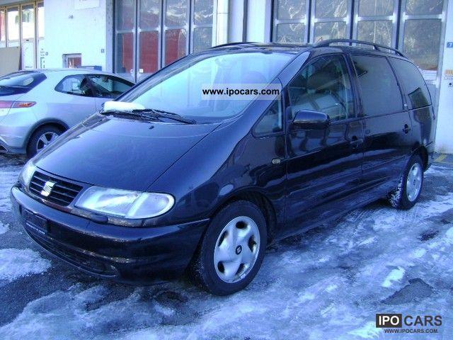 2000 Seat  Alhambra 1.8 20V Turbo Gran Via leather Van / Minibus Used vehicle photo