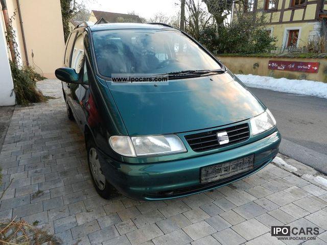 1998 Seat  Alhambra 2.0i base Van / Minibus Used vehicle photo