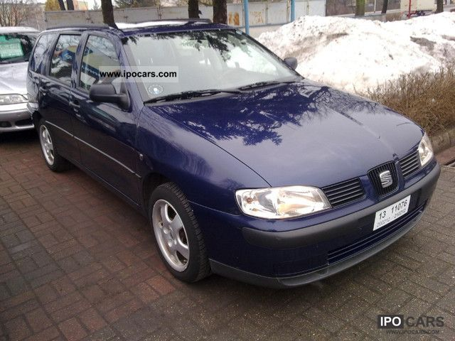 2002 Seat  Cordoba Estate Car Used vehicle photo