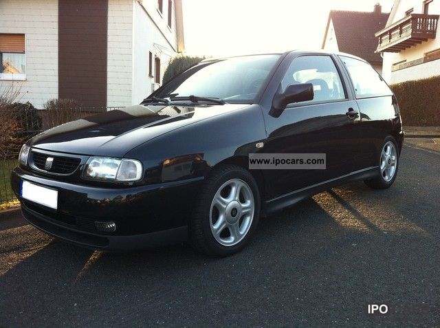 1998 seat 1 9 tdi gt tuv toothed brakes tires sh new car photo and specs. Black Bedroom Furniture Sets. Home Design Ideas
