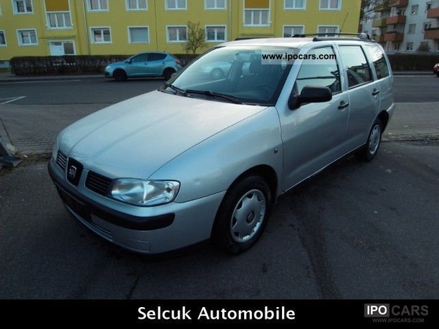 2001 Seat  Cordoba Vario 1.4 16V Stella * climate control * Estate Car Used vehicle photo