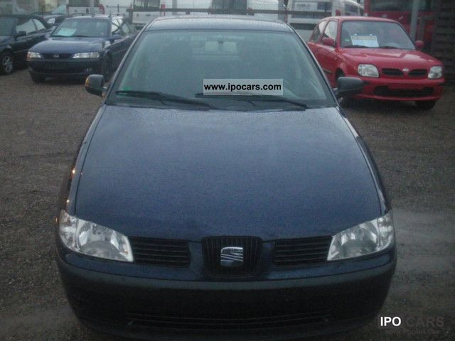 1999 Seat  4.1 Automatic air conditioning Small Car Used vehicle photo