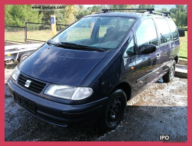 1996 Seat  Alhambra Van / Minibus Used vehicle photo