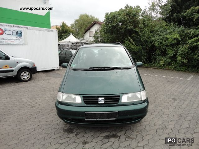 1999 Seat  Alhambra 1.8 20v Turbo * 7 seater * CLIMATE CONTROL * Van / Minibus Used vehicle photo