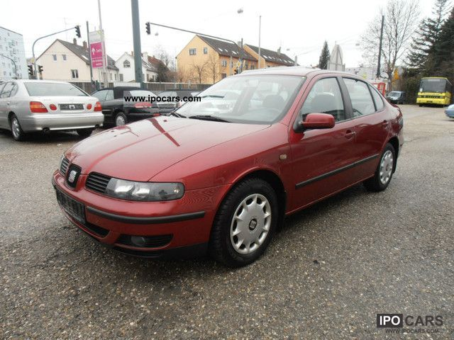 2000 seat toledo 1 8 signo maintained automatic goes well car photo and specs. Black Bedroom Furniture Sets. Home Design Ideas