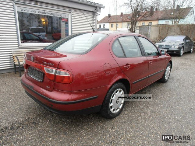 2000 seat toledo 1 8 signo maintained automatic goes. Black Bedroom Furniture Sets. Home Design Ideas