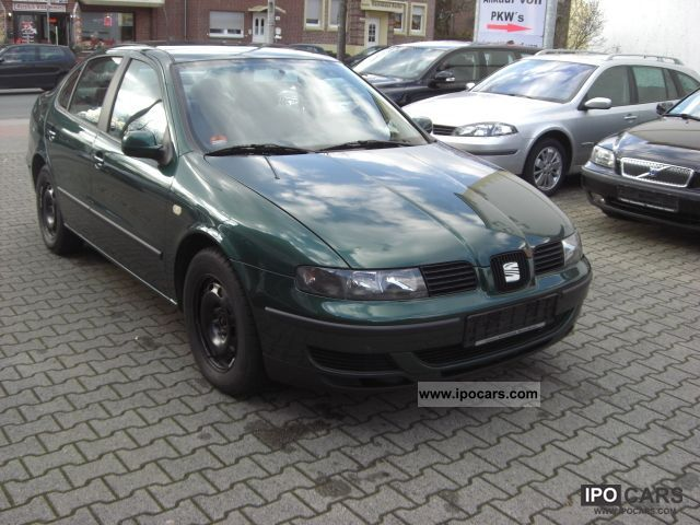 2000 seat toledo 1 9 tdi car photo and specs. Black Bedroom Furniture Sets. Home Design Ideas