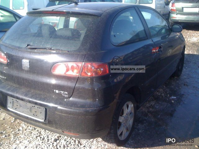 2005 seat ibiza 1 4 tdi stylance car photo and specs. Black Bedroom Furniture Sets. Home Design Ideas