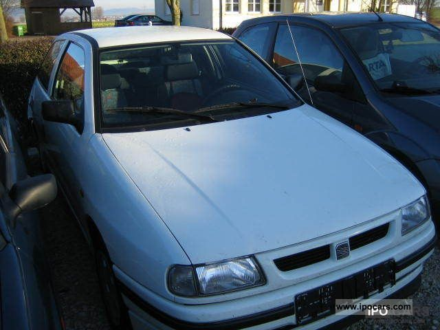 1996 Seat  01.04 km Little Small Car Used vehicle photo