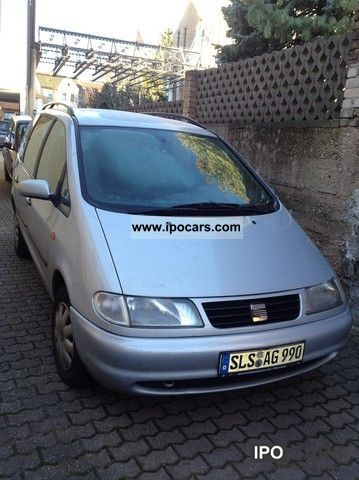 1999 Seat  Alhambra 1.9 TDI Van / Minibus Used vehicle photo